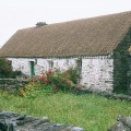 La casa-museo de John Synge en Inish Mein (Islas Aran)
