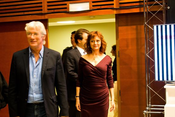 Richard Gere y Susan Sarandon