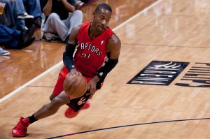 Terrence Ross se coronó como mejor 'matador' de la NBA en Houston. Fotografía: Basketball Schedule