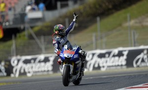 Fuente: Yamaha Racing Team