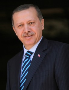 Primer ministro turco Erdogan. Wikipedia. Creative Commons.