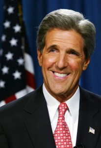 John Kerry. Wikipedia. Creative Commons
