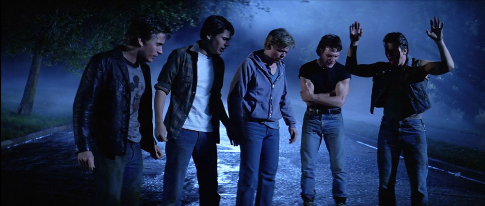 how to draw the greasers from the outsiders