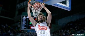 Llull será el referente del Real Madrid en la 'Final Four' (Fotografía: Real Madrid)