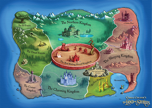 Mapa de los reinos en The Land of Stories Fuente: Fotos Land of Stories L Lorena Isabel Engenios Romero   Responder| Ayer, 17:37 Usted  Fotos 4 archivos adjuntos (1 MB)  Descargar todo  Guardar todo en OneDrive - Personal http://bolt.cd/board/f305/chris-colfer-land-stories-999646/ http://www.justjared.com/photo-gallery/2924679/chris-colfer-land-of-stories-the-enchantress-returns-book-event-07/ http://laylakuckoja.blogspot.com.es/2016/03/kalandozas-mesek-foldjen.html